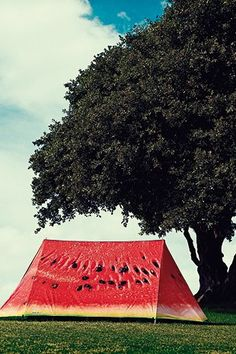 What a Melon Tent - Urban Outfitters