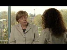 Video : Deutsche Bundeskanzlerin Merkel will bessere Arbeitsbedingungen für Ältere in Deutschland