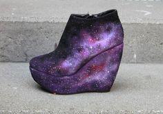 shoes+acrylic paint=amazing shoes!!