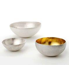 Shimara Carlow - Scottish Designer ...fine silver, gold plate