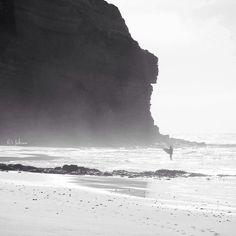 Southside beach surfer ..... #bellsbeach #beach #greatoceanroad #seaspray #ocean #torquay #victoria #ilovevictoria #melbourne #surfing #southside #surfer #country #igmelbourne #Australia #igersmelbourne #landscape #coast #coastal #cliffs #blackandwhite #janjuc #mist #bandw #seeaustralia #landscapelovers #morning #nudebeach #southsidebeach #ig_australia by itsjohnno http://ift.tt/1X8VXis