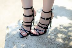 #fashion #shoes Oh My Vogue: Goodbye July