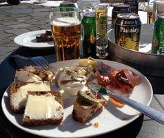 Denmark lunch