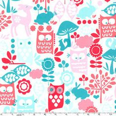 Michael Miller fabric for quilt or craft by fivemonkeyfabrics, $2.75