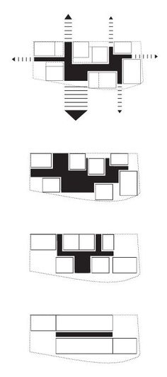 project metu student center suyabatmaz demirel architects projects to try pinterest. Black Bedroom Furniture Sets. Home Design Ideas