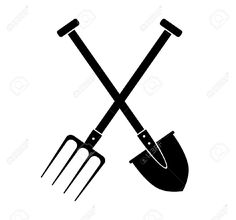 Image result for farm logos fork spade