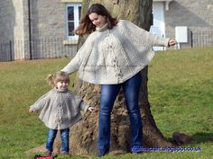 Last year I designed Temptation Poncho and Hat Set  for my daughter. It was her favourite outfit for the past autumn. I love it so much so ...