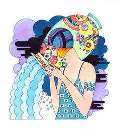 Caroline-Smith Illustration