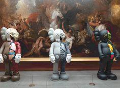 KAWS en Pennsylvania Academy of Fine Arts