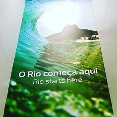 Missão da semana: Rio de Janeiro.