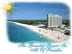 The Grandest Resort in All of Paradise!
