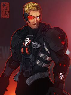 Furaffinity Toyhou.se Tumblr Twitter Instagram Patreon Picarto Overwatch fanart. An AU Jack Morrison in Blackwatch for an RP. >> Fun fact about me, I am Overwatch trash and when the game came...