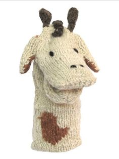 "Wildly Woolly gifts, made by The Kenana Knitters. ""The primary purpose is to… Knitting For Kids, Knitting Projects, Baby Knitting, Crochet Projects, Free Knitting, Yarn Animals, Knitted Animals, Cute Crochet, Crochet Toys"
