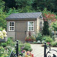 Vintage Farmhouse: The Garden