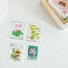 Bohème Circus - Stamps