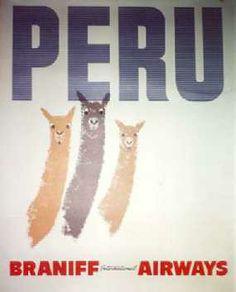 Peru/Braniff