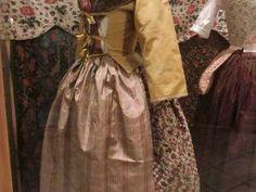 corset et tablier