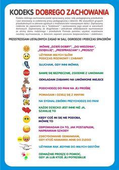 Znalezione obrazy dla zapytania rozkład dnia w przedszkolu School Life, Babysitting, Kids And Parenting, Diy And Crafts, Coaching, Kindergarten, Teacher, Education, Children