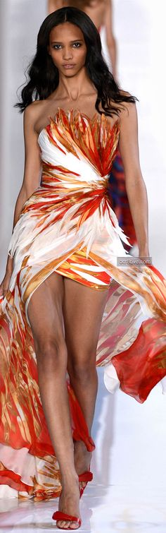Valentin Yudashkin Spring Summer 2013 Ready to Wear | bcr8tive