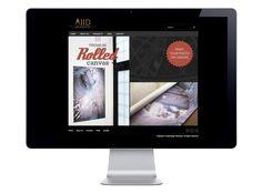 A2D Workshop Website Design & Development - Axis2Design