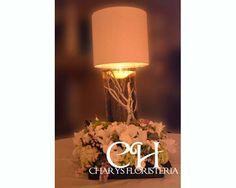 Charys Floristería / Decoración boda / centros de mesa 2014
