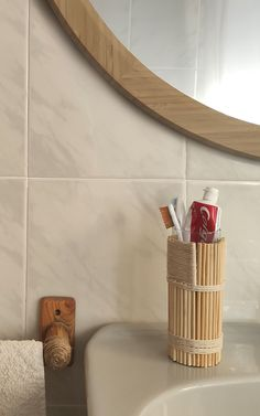 Decoracion Low Cost, Ideas Hogar, Home, Ideas, Natural Decorating, Easy Crafts, Diy Decorating, Room, Home Decoration