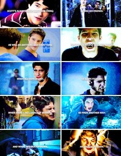 I want to teen wolf to make good quality episodes again. Cuz season 5 was shit