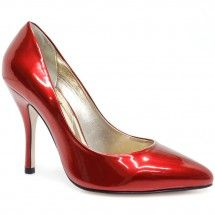 Sapato Laura Porto Scarpin Metalizado