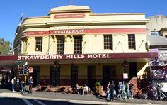 Strawberry Hills Hotel
