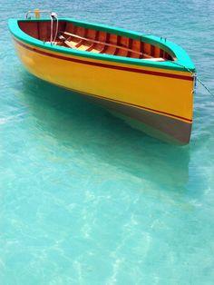 very unique boat