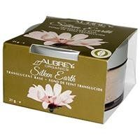 Aubrey Organics Silken Earth Translucent Base Tan  21 g *** You can get more details by clicking on the image.