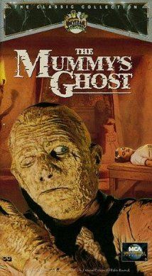 The Mummy's Ghost stars John Carradine as Yousef Bey, an Egyptian high priest who travels to America to reclaim the bodies of ancient Egyptian princess Ananka and her living guardian mummy Kharis (Lon Chaney Jr).