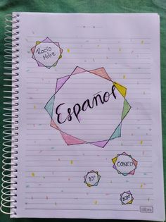 Decorate Notebook, School Notes, Origami, Bullet Journal, Lettering, Cool Stuff, Pretty, Instagram, Kpop