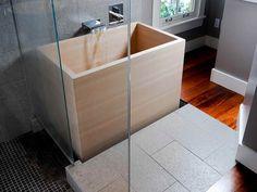 Japanese Soaking Tub Photo