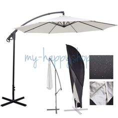 Waterproof Patio Outdoor Cantilever Umbrella Parasol Protective Canopy Cover  Bag
