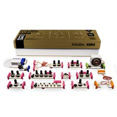 Littlebits feat. KORG