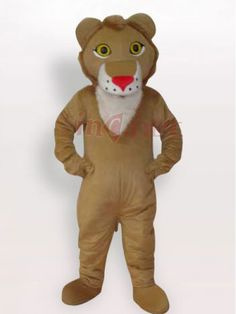 $279.64Lion Short Plush #Adult #Mascot #Costume