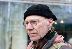 Göran Ekström, luonnonsuojelija, filosofi.  Kääntänyt Leif Färdingin runoja ruotsiksi.