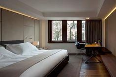 Conservatorium hotel by Piero Lissoni, Amsterdam - Netherlands