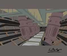 Image result for interior of a spaceship