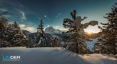 Beautiful winter morning www.valgardena.it