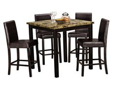 Unique Value City Counter Height Dining Sets