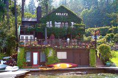 {Kelly's Resort - Lake Chelan}