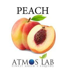 E-Líquido ATMOS LAB  Peach 10 ml