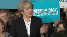 Brexit: May says Juncker row claim is Brussels gossip