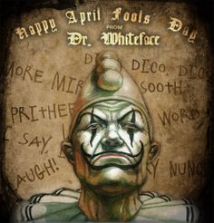 """April Fool's Day on the Disc!  (check out my Board, """"Discworld"""")"""