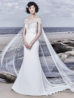 Sottero   Midgley Hayward hääpuku   wedding dress. Hayward-puvun irtolaahus  tekee upean säväyksen 4d444f16f0