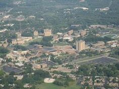 Aerial Photo of KSU