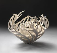 Jennifer McCurdy - Ribbon Vessel