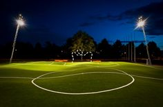 playscapes: Puckelball Pitch (the world's first!) Johan Strom, Malmö, Sweden, 2009
